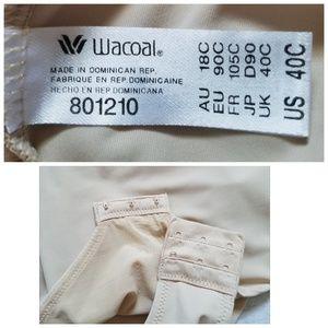 Wacoal SAND Red Carpet Medium Control Convertible Bodysuit UK 40C US 40C